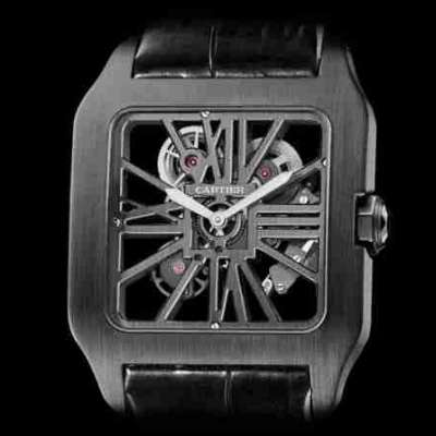 Cartier Santos Dumont Skeleton Profile Picture