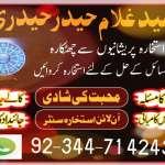 Syed Ghullam Haider
