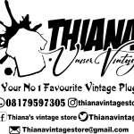 Thiana Vintage store