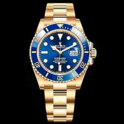 Rolex Oyster Perpetual Submariner Date Profile Picture