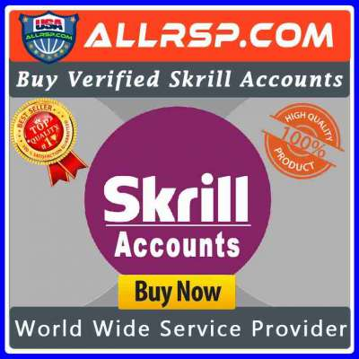 Buy Verified Skrill Accounts Profile Picture